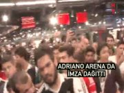 Adriano: 'Şampiyonlar Ligi önemli'
