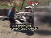 Şemdinli'de bomba yüklü hainlik: 10 şehit