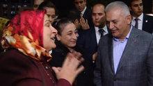Başbakan Binali Yıldırım'dan hasta ziyareti