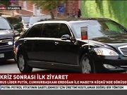 Erdoğan ile Putin görüşmesine Org. Hulusi Akar da katılıyor