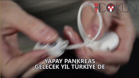 Yapay Pankreas Gelecek Yıl Türkiye'de