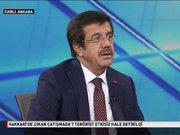 Ekonomi Bakanı Nihat Zeybekci Habertürk TV'de