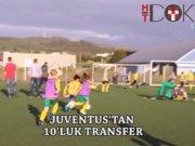 İtalyan devi Juventus 10 yaşındaki futbolcuyu transfer etti