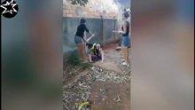 14 Yaşındaki kıza işkence kamerada!