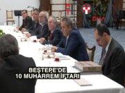 Erdoğan, Beştepe'de 10 Muharrem İftarı Düzenledi