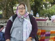 Gezi Parkı'nda yaşayan tek evsiz kadın