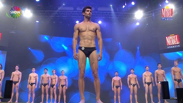 Best Model Türkiye'nin erkek finalistleri podyumda!
