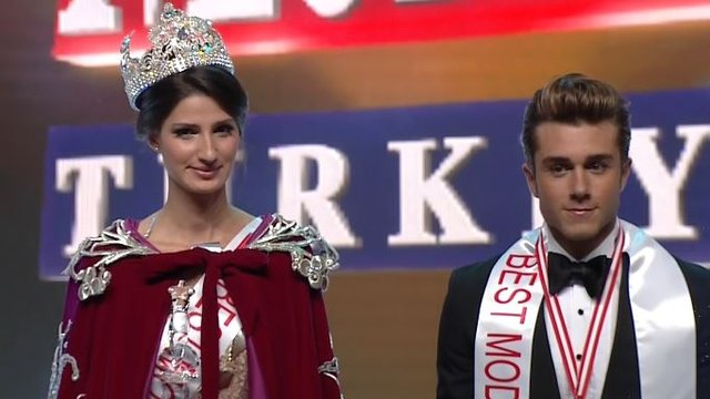 29. Best Model Türkiye Birincileri