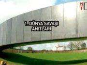 1. Dünya Savaşı anıtları