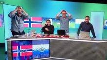 San Marino attı, Norveçliler çıldırdı