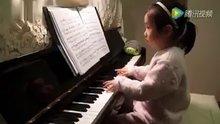 5 yaşındaki piyanist