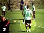 Pepe, Ronaldo'yu taklit etmeye kalkarsa...