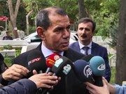 Galatasaray kulübü başkanı Özbek soruları yanıtladı