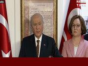 Devlet Bahçeli'den yeni başkanlık açıklaması