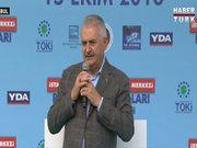 Başbakan Yıldırım'dan muhalefete başkanlık için yeni öneri