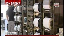 Karadeniz'de deprem! İstanbul da sallandı