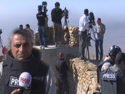 Musul operasyonu başladı! HABERTÜRK Musul cephesinde