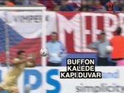 Buffon'dan efsane kurtarışlar