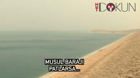 Musul'da kritik nokta: Musul Barajı