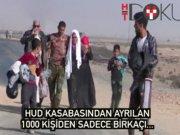 Hud kasabasından 1000 kişi göçtü