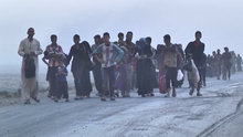 Musul'un etrafındaki köylerden kaçış başladı