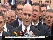 Süleyman Soylu'dan Ankara'daki canlı bomba açıklaması