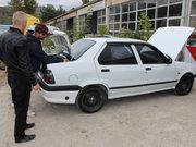 İkinci el otomobilin önü 1996, arkası 2000 model çıktı
