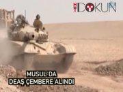 Musul'da DEAŞ'sın son kozları