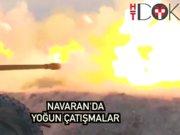 Musul Navaran'da yoğun çatışma!