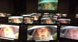 Gandalf'ı ne hale soktular!