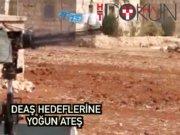 DEAŞ'e topyekün harekat: 10 köy daha alındı