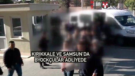 Kırıkkale'de 14 ByLock'çu öğretmen adliyede