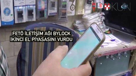 ByLock ikinci el cep telefonunu vurdu