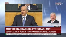 Semih Yalçın HABERTÜRK TV'ye konuştu