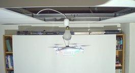 Ampul değiştiren drone