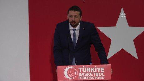 TBF başkanlığına Hidayet Türkoğlu seçildi