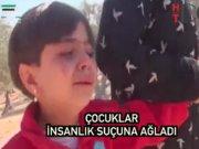İdlib'de insanlık suçu: Okula bomba