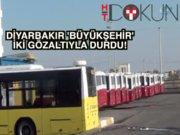 Diyarbakır'da belediye 'durdu'!