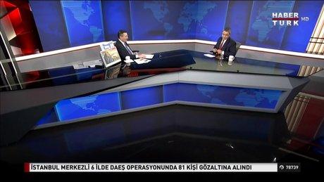 Melih Gökçek, Habertürk TV'ye konuk oldu