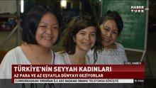 Türkiye'nin seyyah kadınları
