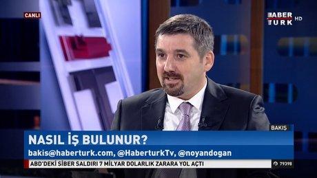 Erkan Ataman İş piyasasındaki istihdam hakkında bilgi verdi