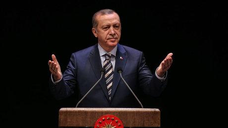 Erdoğan: Sincar yeni Kandil olma yolunda, müsaade edemeyiz