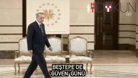 Erdoğan Ukrayna ve Finlandiya büyükelçilerini kabul etti