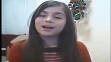 Aleyna Tilki'nin 9 yaşındaki hali