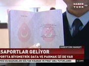 Türkiye'de AB uyumlu pasaport dönemi