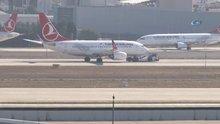 THY'nın İstanbul-Diyarbakır seferini yapan uçağa bomba ihbarı