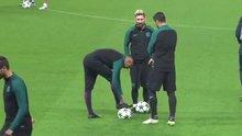Suarez'in Neymar'ı sinirlendiren şakası