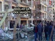 Bağlar'da PKK vahşeti: 2'si polis 9 şehit