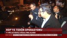 HDP'li Baluken böyle gözaltına alındı