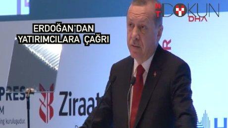 Erdoğan ve Başbakan Haliç Kongre'de görüştü